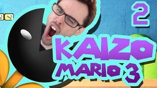 MERCILESS DEATH (w/ Q&A Science Research) | Kaizo Mario World 3 [Part 2]