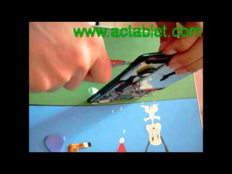 Replacement Touch Screen for Ployer Momo9/Momo8 Tablet Repair Guide Disassembly