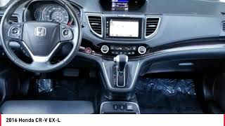 2016 Honda CR-V Cathedral City CA 904618