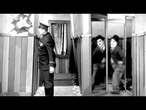 Charlie Chaplin Mirror Maze Scene Music By Xiaotian Shi video