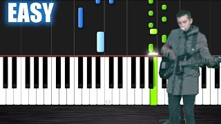 Download Lagu twenty one pilots: Ride - EASY Piano Tutorial by PlutaX Gratis STAFABAND