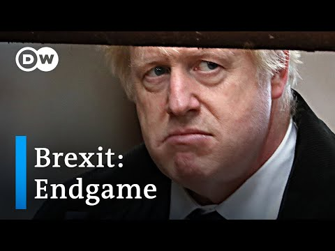 Brexit: The End of the Road for Johnson? | DW Quadriga