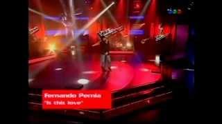 Download Lagu Fernando Pernia -  Is This  Love Gratis STAFABAND