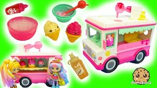 Do It Yourself DIY Make Your Own Num Noms Series 2 Lip Gloss , Ice Cream Truck