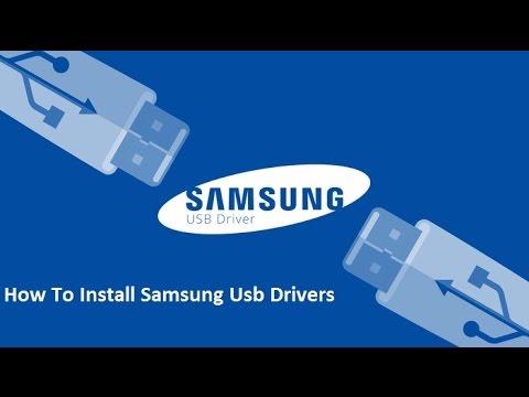 Samsung usb driver скачать