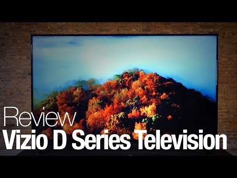 Vizio D Series TV Review (2016)