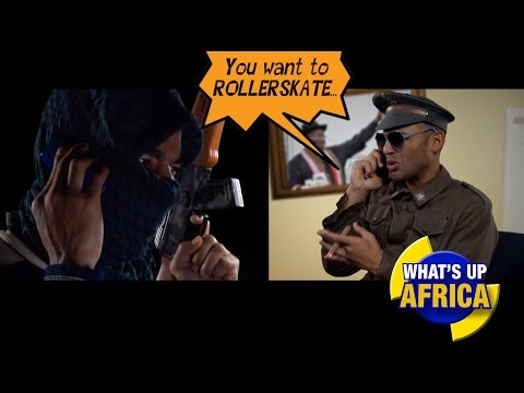 WHAT'S UP AFRICA - 2014 AFRICAN NEWS REVIEW