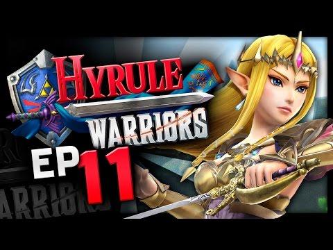 Hyrule Warriors: Gameplay Walkthrough Part 11 Master Sword (HD) Co-op