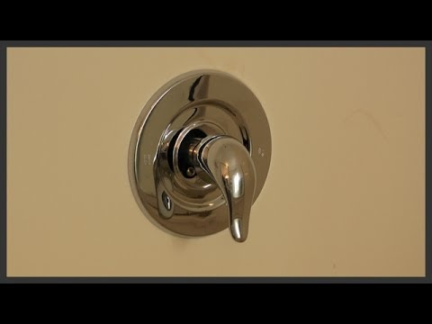 How to remove and replace a Moen shower cartridge