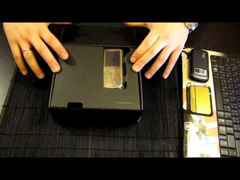 Nokia 6700 Gold Edition review and unboxing HD