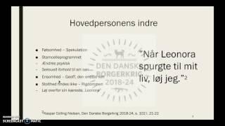 Personkarakteristik - Den Danske Borgerkrig 2018-24