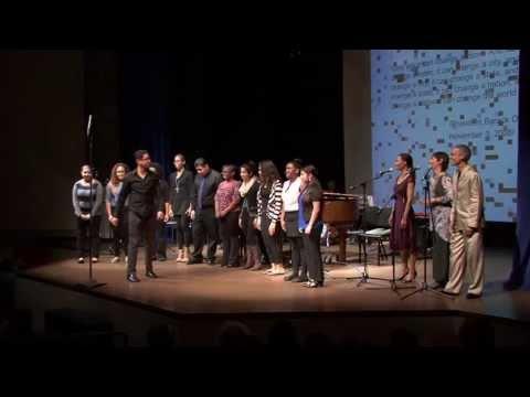 """Stevie Wonder, """"Love's in Need of Love Today"""" (The Eastside College Preparatory School Choir)"""