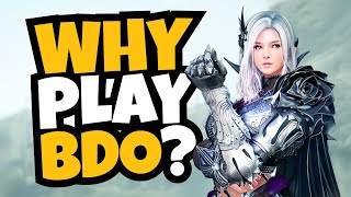 BDO: 5 Reasons You May Want To Play (Black Desert Online)