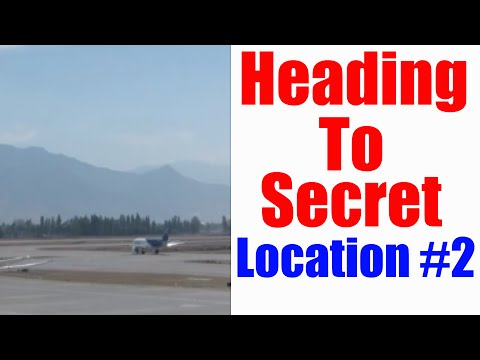 Heading To Secret Location #2 | Tennis Trips