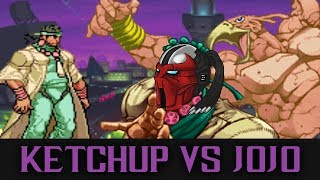 KETCHUP PLAYS JOJO - JoJo's Bizarre Adventure Online Gameplay