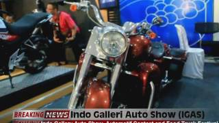 Walikota Pekalongan Membuka Acara Indo Gallery Auto Show di Carrefour Pekalongan