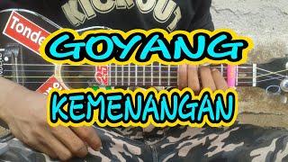 GOYANG KEMENANGAN - LAGU TENTANG TAWURAN | COVER UKULELE BY ALVIN