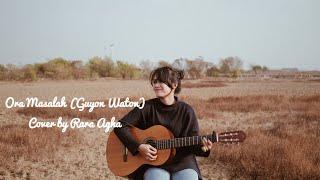 Download lagu Ora Masalah - GuyonWaton (Rara Agha Cover)