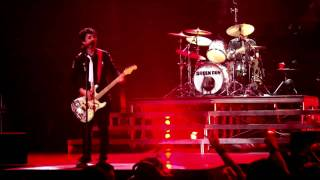 Green Day @ Japan (HD) - Geek Stink Breath (Awesome As F**k)