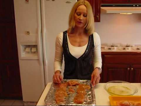 Betty's Oven Barbecued Chicken Breasts Recipe