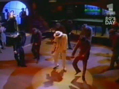 Michael Jackson - Smooth Criminal (Short Version)