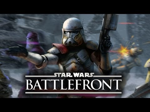Star Wars Battlefront GDC & E3 2014 Talk: Gameplay Trailer Incoming & Release Date! PS4 Xbox One PC