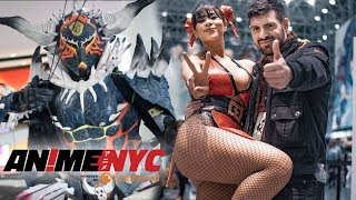 BEST COSPLAY Anime NYC 2018