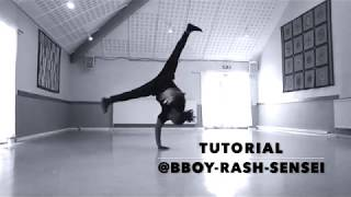 Tutorial : How to do Airflare #Breakdance #powernove #tutorial