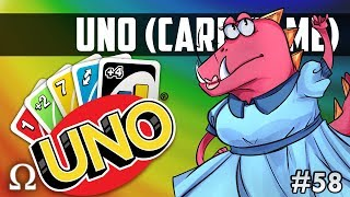 JIGGLY'S NEW CRUSH REVEAL?! | Uno Card Game #58 Funny Moments Ft. Jiggly, Satt, Chilled