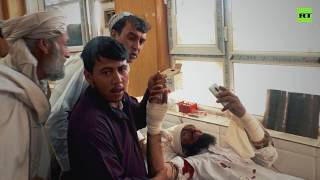At least 20 killed in suicide bombings as Taliban hit Afghanistan