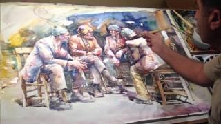 Download Lagu Watercolor By Atanur Dogan Gratis STAFABAND