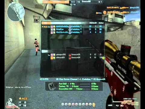Crossfire Evolution.™ vs GreeceGR (Part2) !TSONTA!