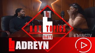 Adreyn Cash - Two Face People, Adreyn's Vengence, Relationships | HOTTOPICS | BnG.TV