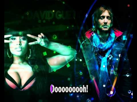 David Guetta - Turn Me On Feat. Nicki Minaj Karaoke video