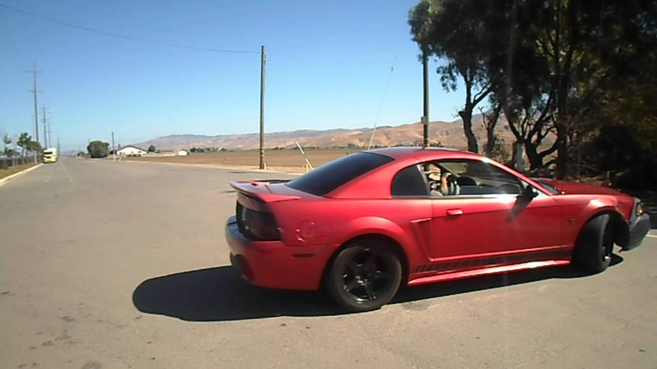 1999 mustang v6 h pipe no cats stock headers