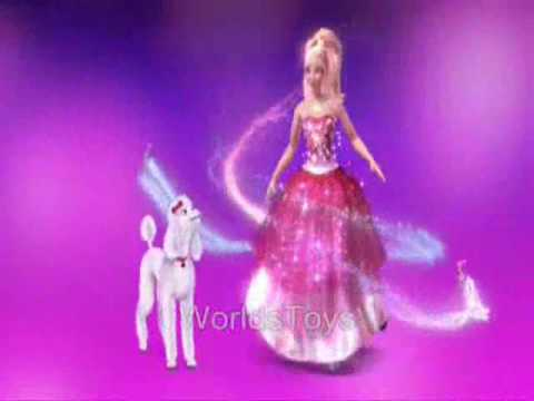 Barbie A Fashion Fairytale Theme Song Barbie A Fashion