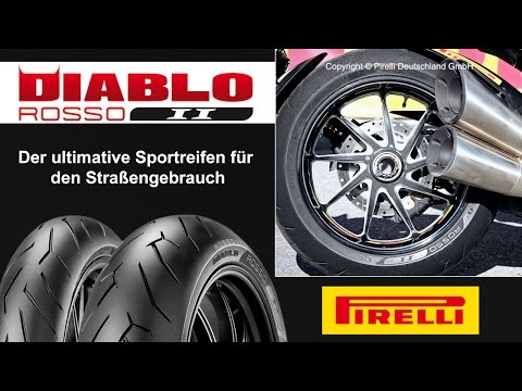 Pirelli Diablo Rosso II - Werbespot 2015
