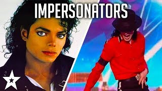 Download Lagu BEST Michael Jackson Tributes WORLDWIDE | Got Talent Global Gratis STAFABAND