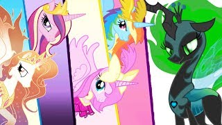 My Little Pony: Harmony Quest Magical Adventure - Final Boss Ending Princess Chrysalis #35