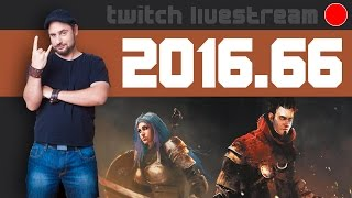 Livestream 2016 #66 - News, Zenith