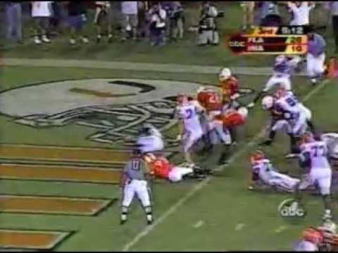 Hurricanes vs. Gators 2003