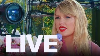 Taylor Swift Talks 'Lover' Album | ET Canada LIVE