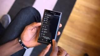 Blackberry Priv Review! -- Блэкбери Прив обзор на русском