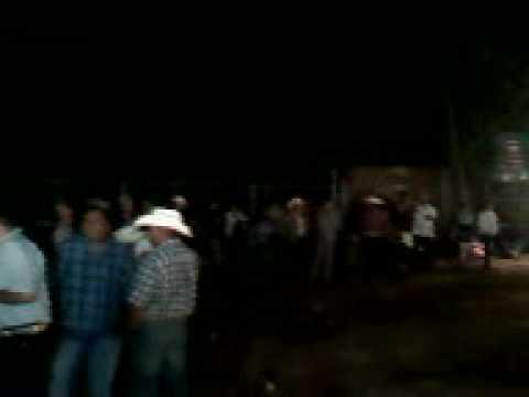 Pólvora en Agua Zarca, Sombrerete (24 de sep 2009)