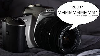 Introduction to the Canon EOS Rebel 2000, Video 1 of 2