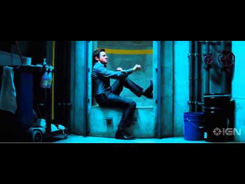 New Mission: Impossible - Ghost Protocol Clips