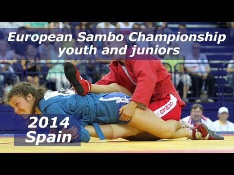 European Sambo Championship youth and juniors 2014 in Spain Preview Image 1