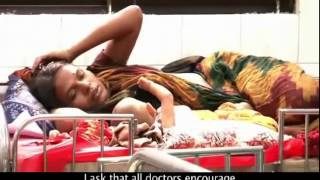 Infant and young child feeding advocacy video for doctors-Bangladesh