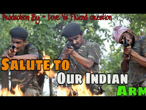 Tribute to our Indian army || Specially For Our Indian Army || Sacrifice Her Life For Protect Our lf