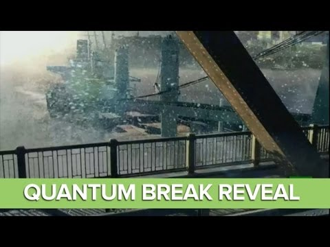 Quantum Break Trailer At Xbox One Reveal Event - Quantum Break By Remedy video